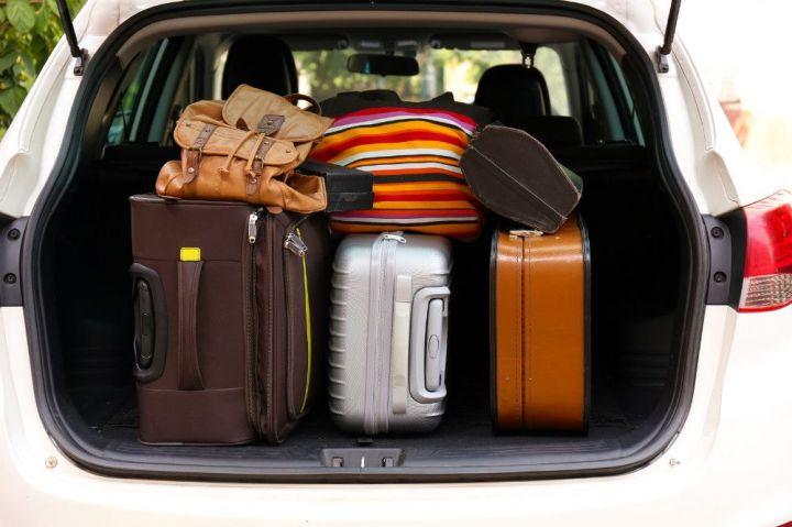 Dicas para organizar bagagem no carro