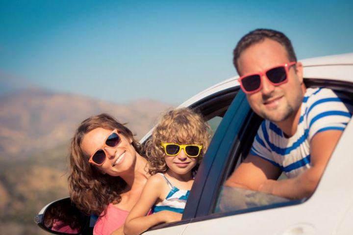 Dicas para viagem de carro com crianças