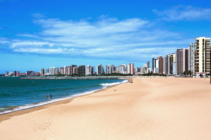 Roteiro de Carro em Fortaleza
