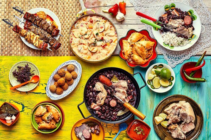 Vamos replanejar? Descubra os 4 melhores destinos gastronômicos no Brasil