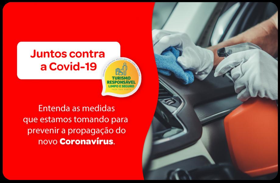 Juntos contra a Covid-19