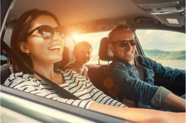 Aluguel de minivan para viagem: veja as opções!