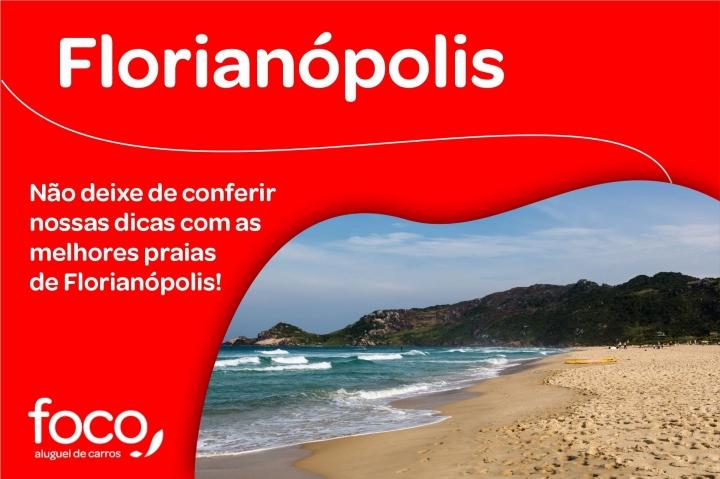 Guia contendo as melhores praias de Florianópolis