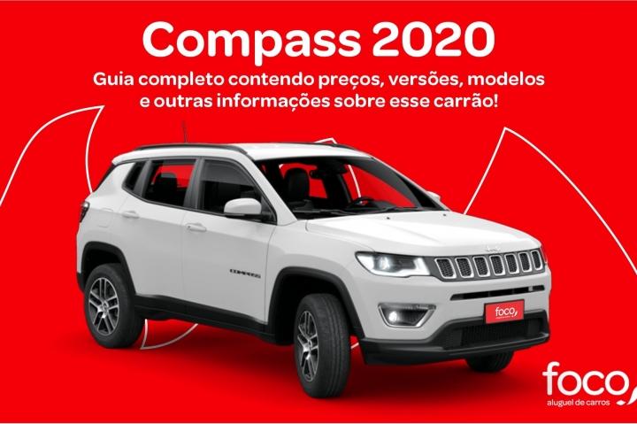 Compass 2020: veja o preço e demais informações sobre o carro