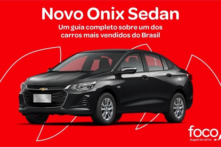 Novo Onix sedan: saiba o preço e demais informações sobre esse carro!