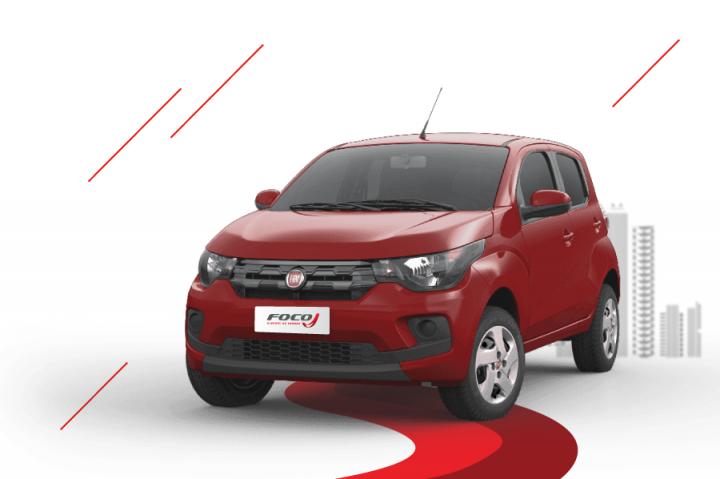 Novidade na Frota: Novo Fiat Mobi