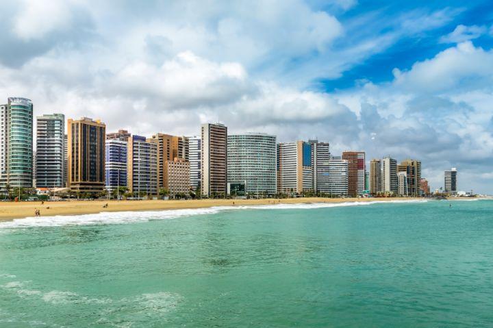 Fortaleza é a cidade nordestina mais procurada para as férias de julho de 2019