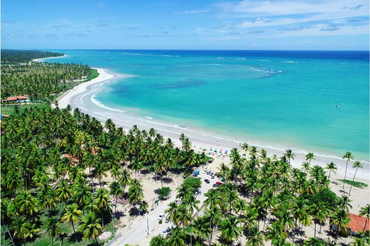 Praia São Miguel dos Milagres, Alagoas